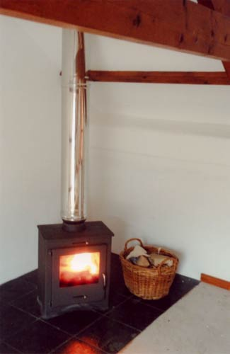 Woodburner Stove Installation in Coventry